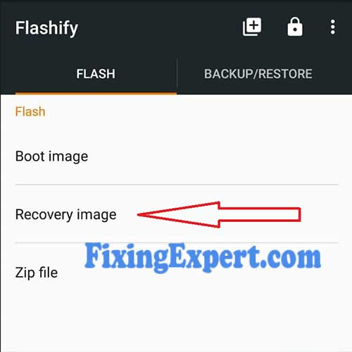 Install twrp on Xiaomi redmi Note 3 by using Flashify